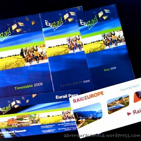 eurail pass kit