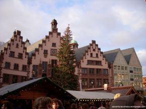 "Frankfurt ""a menor metrópole domundo"""