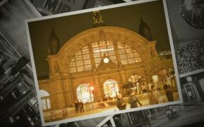 Estação de FrankfurtHauptbahnhof