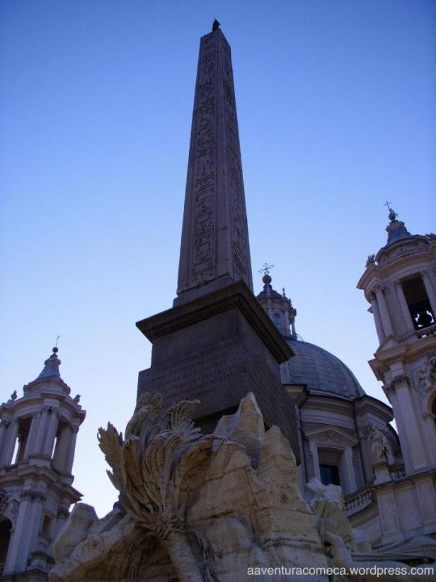 fontana dei 4 fiumi roma