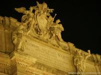 fontana di trevi brasao roma