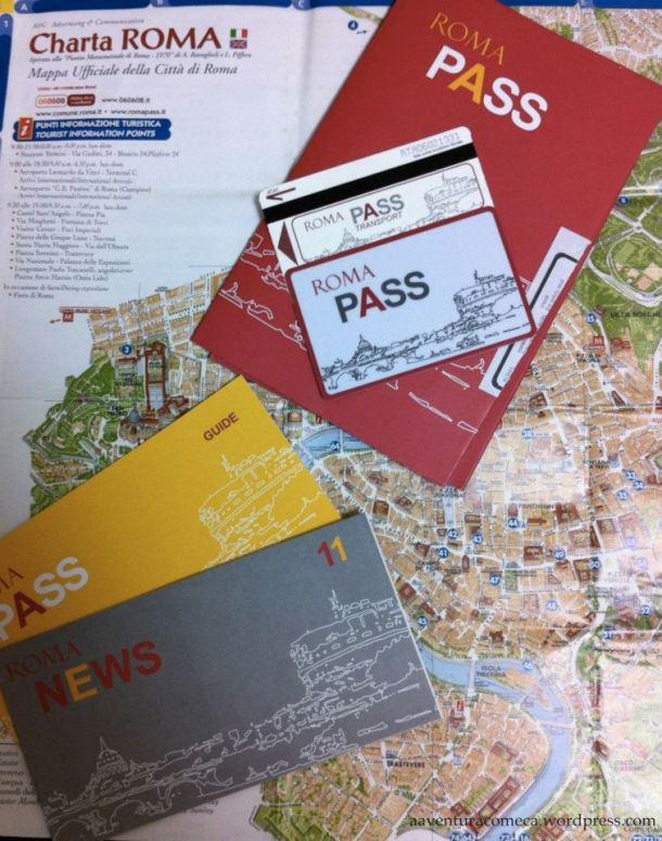 roma pass kit