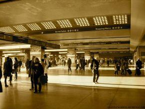 Estação Termini e RomaPass