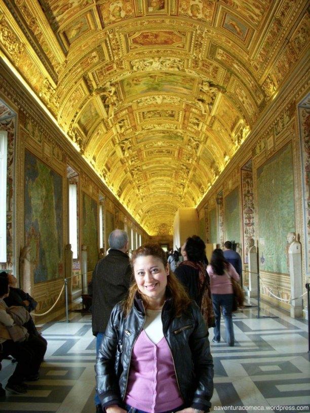 galeria dos mapas vaticano