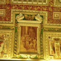 museu do vaticano galeria dos mapas lado