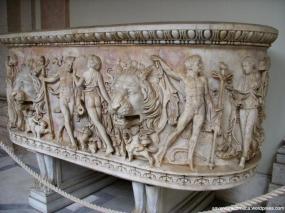 Sarcófago Greco Romano