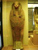 Sarcófago da sacerdotisa de Amon-Ra Djed-Mut