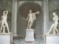Perseus com a cabeça da Medusa