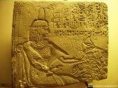 Fragmento de relevo de um túmulo, final da Dinastia 18- 1325 aC