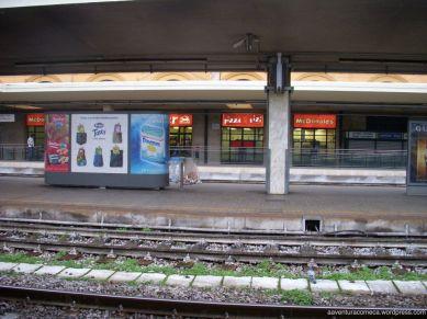 estação de Pisa Centrale