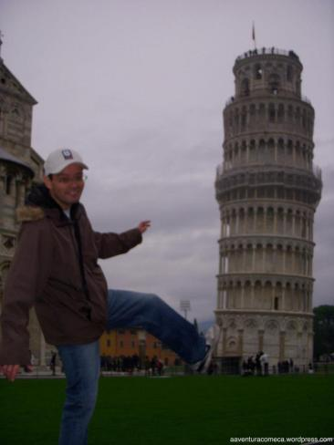 pisa tower italia