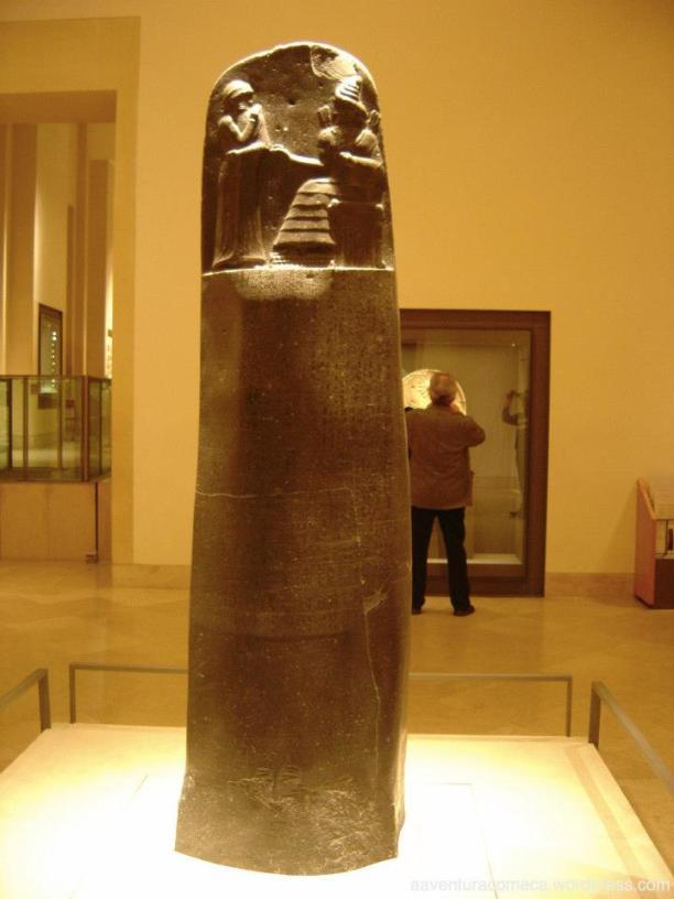 Pedra do Código de Hamurábi