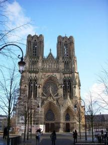 Catedral de Notre Dame de Reims