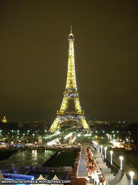 120 anos de Torre Eiffel
