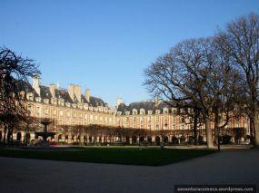 Place de las Vosges