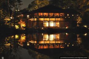 Iluminação do Tokugawa-en (JardimTokugawa)