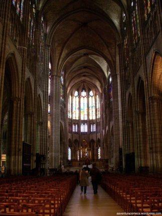 basilica st dennis entrada