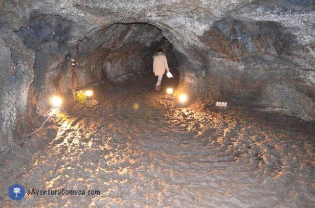 bat cave lava fuji japao