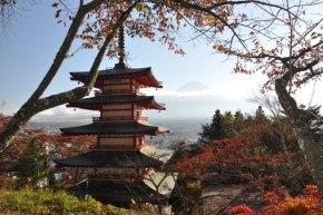 Fuji: Kawaguchiko – Chureito Pagoda e YamanakakoMatsuri
