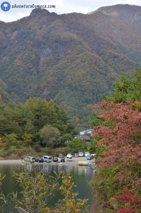 lago saiko japao fuji