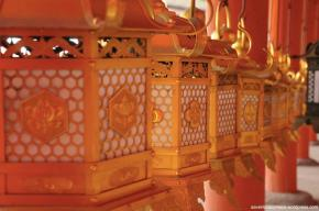 Visita à Nara: o santuário KasugaTaisha