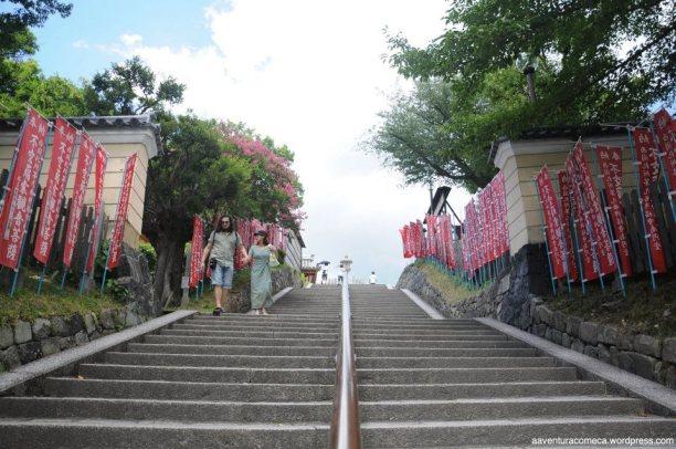 kofukuji escadaria