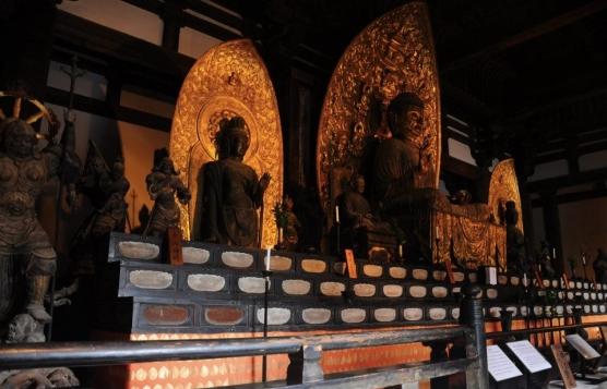 kofukuji estatua nara2