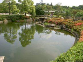 Jardim Japonês: ShirotoriGarden