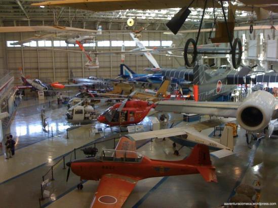museu aerospacial
