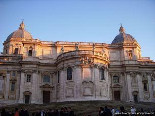 Basilica Santa Maria Maggiore atras