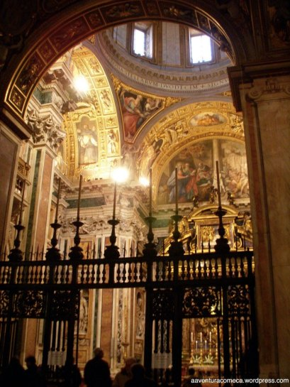 Basilica Santa Maria Maggiore capela