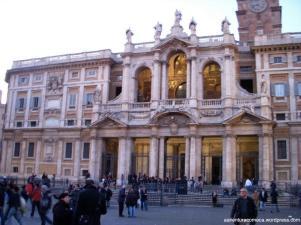 Basilica Santa Maria Maggiore frente