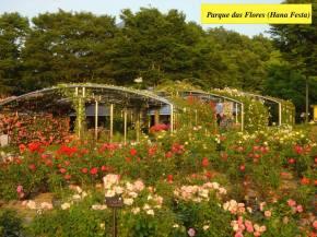Parque das Rosas de Kani –Gifu