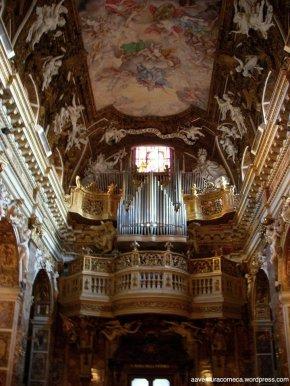 Igrejas S Maria della Vitória e S Maria Maggiore e MuseuCapitolino