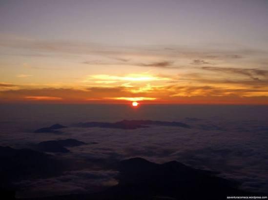 monte fuji japao topo nascer sol-2