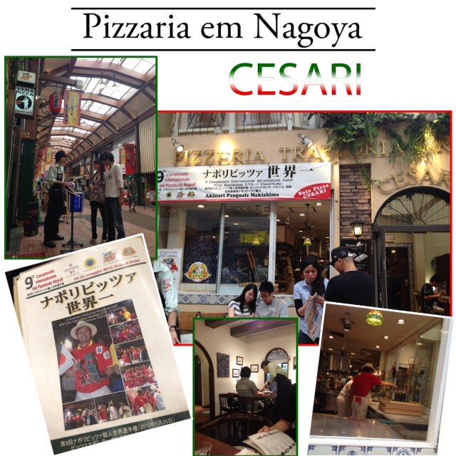 pizzeria cesari osu nagoya