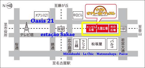 mapa oktoberfest nagoya