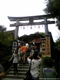 Santuário Jinshu-Jinja