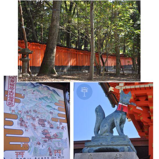 santuario inari kyoto