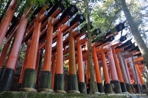 santuario fushimi inari taisha kyoto