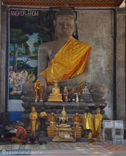 angkor thom buda