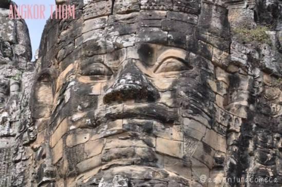 angkor thom camboja