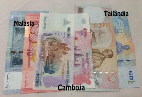 cambio malasia camboja tailandia