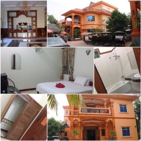 pousada camboja