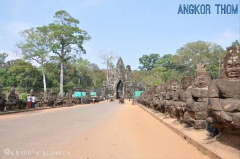 angkor thom entrada