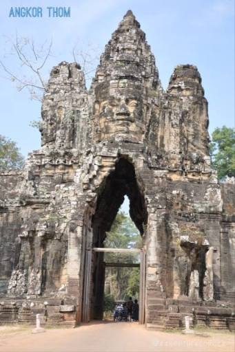 angkor thom portal