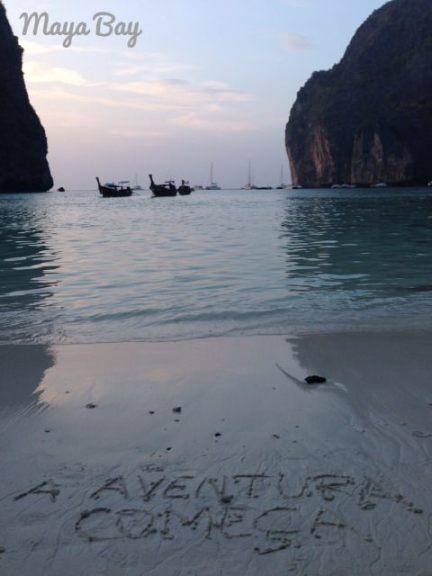 tailandia aventura comeca
