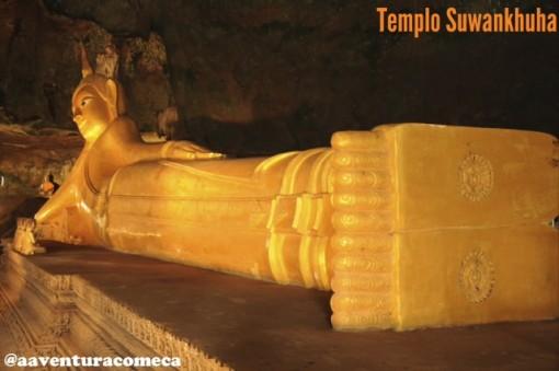 buda templo Suwankhuha