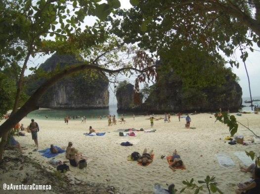 hong island tailandia beach
