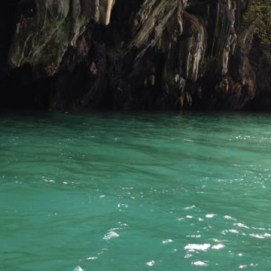 hong lagoa tailandia